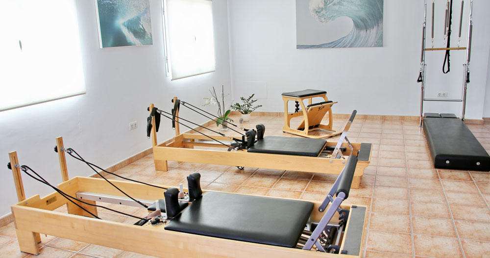 pilates individual studio equipment